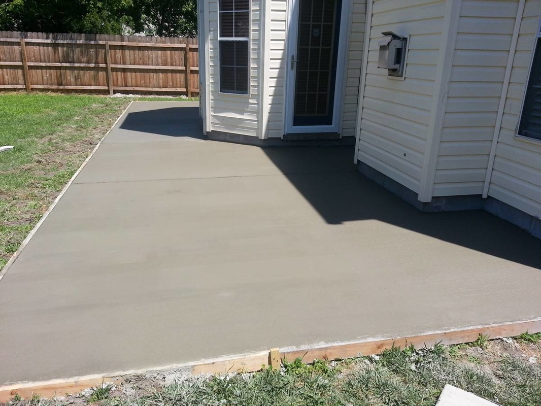 concrete slab repair virginia beach