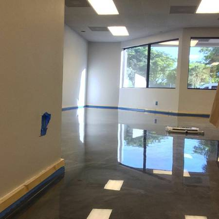 Additionally Using Epoxy Finish On A Garage Floor Will Save The Concrete From Spills Like Oil Or Grease As Is Very Porous And Can Ruin Look